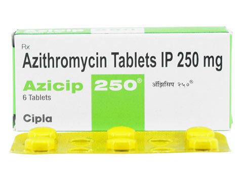 azicip,アジスロマイシン