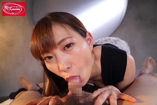 美谷朱里,お掃除フェラ