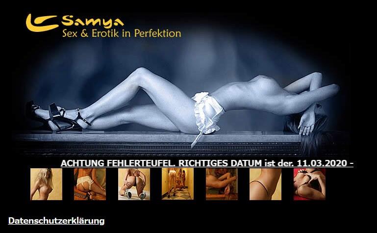 fkk samyaのホームページ