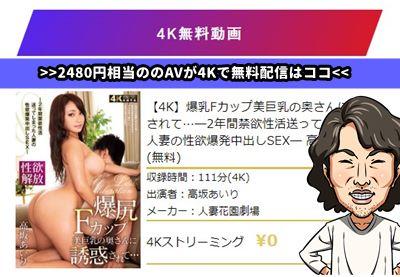 4Kアダルト動画無料へショートカット