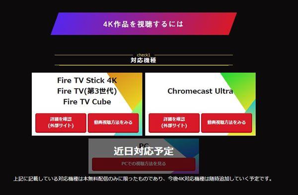4Kアダルトエロ動画を視聴するための環境やデバイス